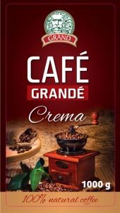 CAFE GRANDE CREMA